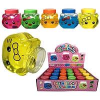 Антистресс игрушка жвачка для рук Китти 24 шт