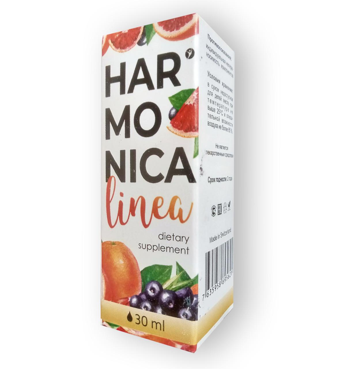 Harmonica Linea - Краплі для схуднення (Гармоніка Лінеа)