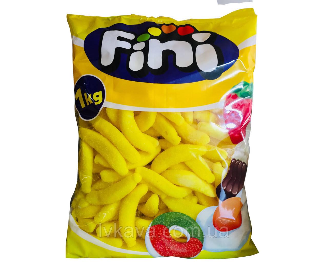 Желейные  конфеты Fini Banana  , 1000 гр