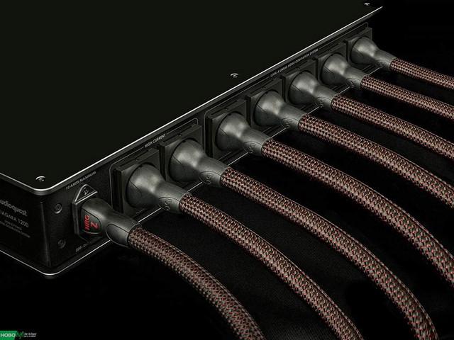Audioquest Niagara 1200 система кондиционирования электропитания на 7 розеток до 15 А