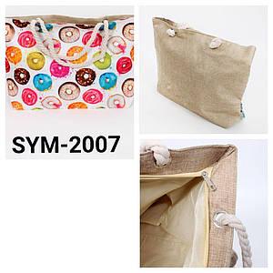 Пляжная сумка оптом Артикул Sym 2007