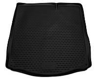 Авто коврик в багажник для автомобиля PEUGEOT 301 від 2013 р.в. седан (поліуретан) NOVLINE