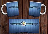 "Чашка ""ФК Манчестер Сити"" / Кружка ""Manchester City"" №3"