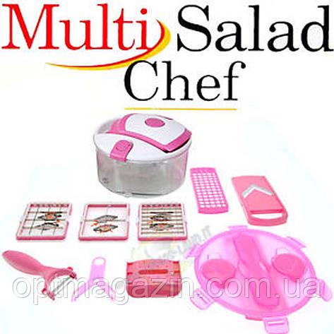 Терка для овощей Multi salad Chef, фото 2
