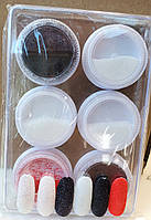 Набор блесток для ногтей 05