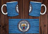 "Чашка ""ФК Манчестер Сити"" / Кружка ""Manchester City"" №6"