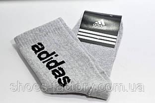 Мужские носки Adidas высокие Gray