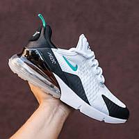 Мужские кроссовки в стиле Nike Air Max 270 Dusty Cactus (Топ качество)