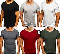 Мужская качественная футболка Asos Basic 6 цветов в наличии