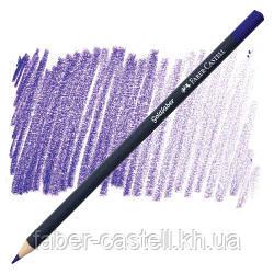 Цветной карандаш Faber-Castell Goldfaber цвет фиолетово-синий №137 (Blue Violet), 114737