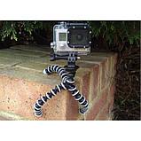 Штатив гибкий мини для GoPro, телефона, фотоаппарата + ПОДАРОК, фото 10