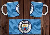 "Чашка ""ФК Манчестер Сити"" / Кружка ""Manchester City"" №9"