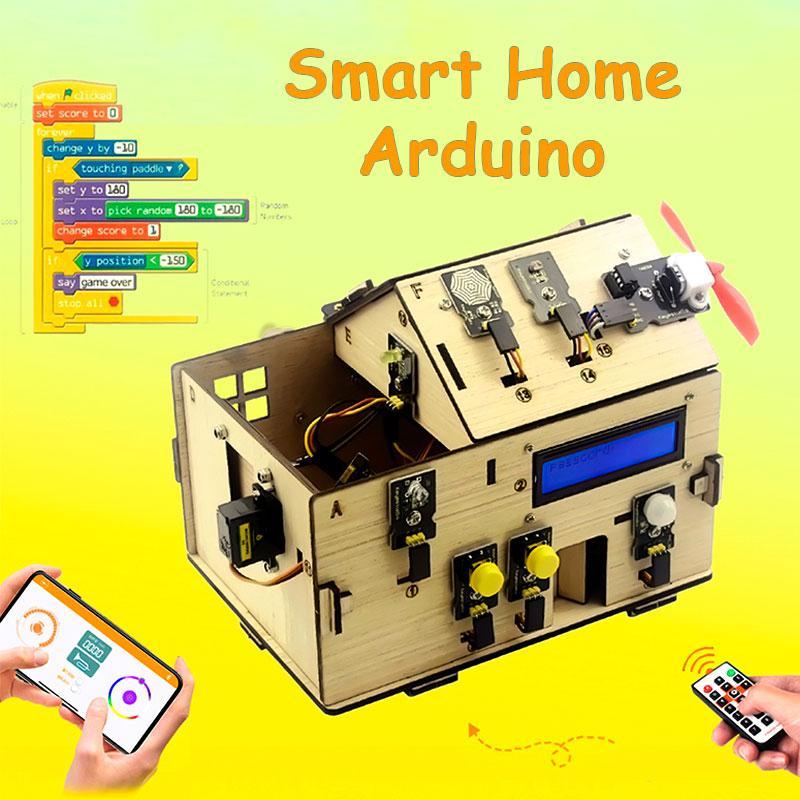 Набор ардуино - Построение умного дома 2021