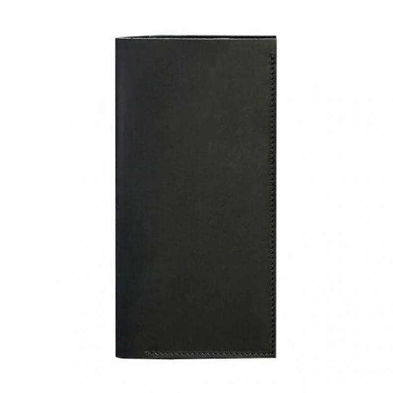 Кожаный Тревел-кейс Blanknote 3.1 черный Crazy Horse