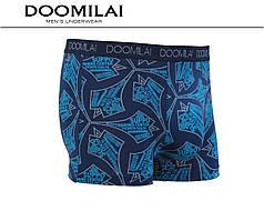 Мужские боксеры стрейчевые из бамбука «DOOMILAI» Арт.D-01253