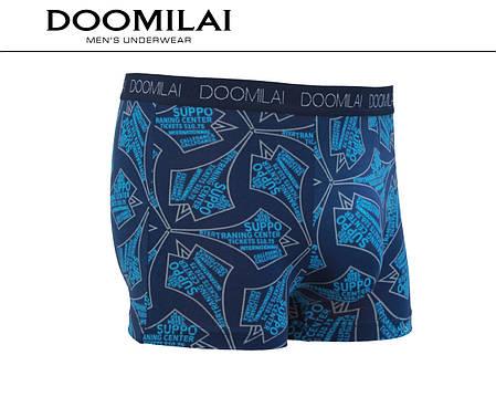 Мужские боксеры стрейчевые из бамбука «DOOMILAI» Арт.D-01253, фото 2