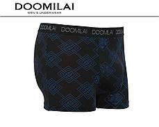 Чоловічі боксери стрейчеві з бамбука «DOOMILAI» Арт.D-01252, фото 2