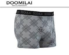 Мужские боксеры стрейчевые из бамбука «DOOMILAI» Арт.D-01252
