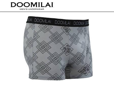Мужские боксеры стрейчевые из бамбука «DOOMILAI» Арт.D-01252, фото 2