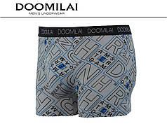 Мужские боксеры стрейчевые из бамбука «DOOMILAI» Арт.D-01250