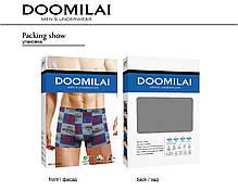 Мужские боксеры стрейчевые из бамбука «DOOMILAI» Арт.D-01243, фото 2