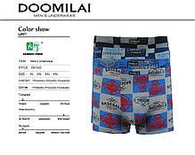 Мужские боксеры стрейчевые из бамбука «DOOMILAI» Арт.D-01243, фото 3