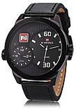 Мужские наручные часы NaviForce 9092 + Подарочная коробка + ПОДАРОК Нож кредитка, фото 4