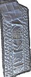 Комплект ритуальный серебро, фото 2