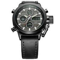 Водонепроницаемые армейские часы AMST AM3003 Black (тех. пакет) (3149)