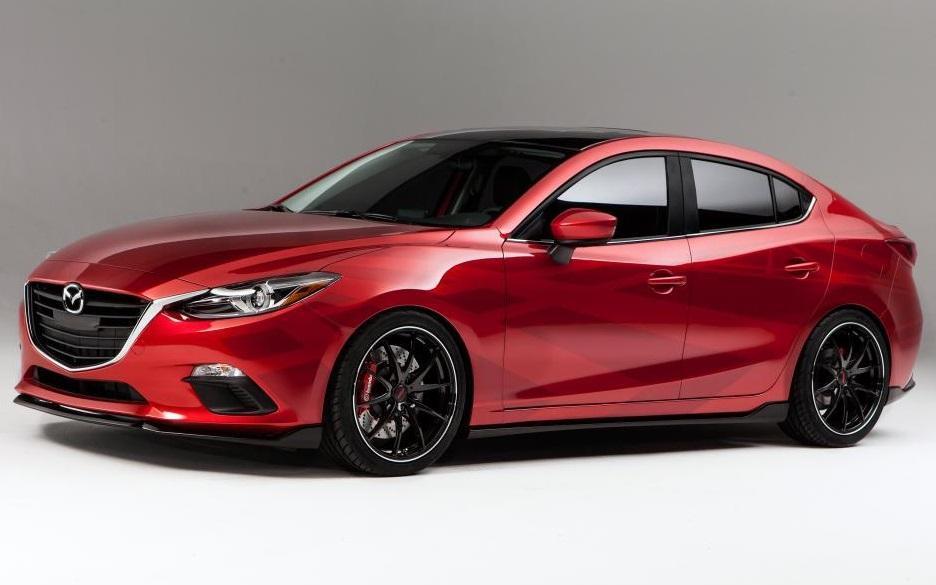 Автомобіль 2015 MAZDA 3 SV 2.0 л. USA