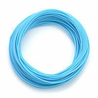 Пластик для 3D ручки PLA 10 м Голубой FL-1230, КОД: 1455305