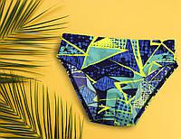 Плавки пляжные для мальчика, рисунок Геометрия,  Same game