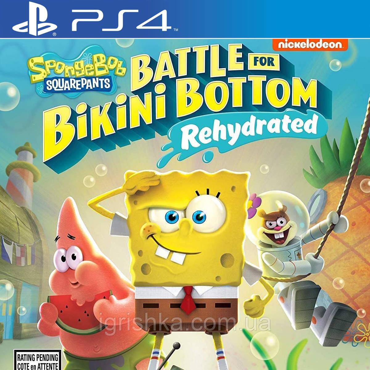 Губка Боб Квадратные Штаны Ps4 (Цифровой аккаунт для PlayStation 4) П3