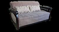 Двойной малогабаритный диван аккордеон Прага фабрики Нота