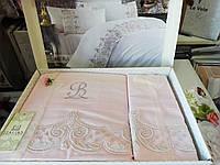 Постельное бельё сатин-бамбук Blumarine Italian Home евро размер