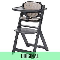 Кресло для кормления для детей Safety Timba с вкладышем Warm Grey