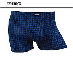 Мужские трусы боксеры KEVEBRON (XL-4XL)  Арт.KV09024