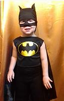 Детский карнавальный костюм Бэтмен, фото 1