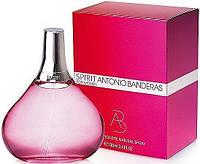 Spirit for Woman Antonio Banderas