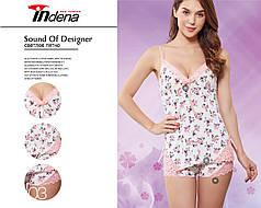 Женский комплект для сна Марка «INDENA» Арт.9118