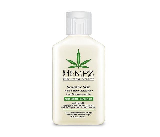 Hempz Sensitive Skin Herbal Body Moisturizer 66 ml