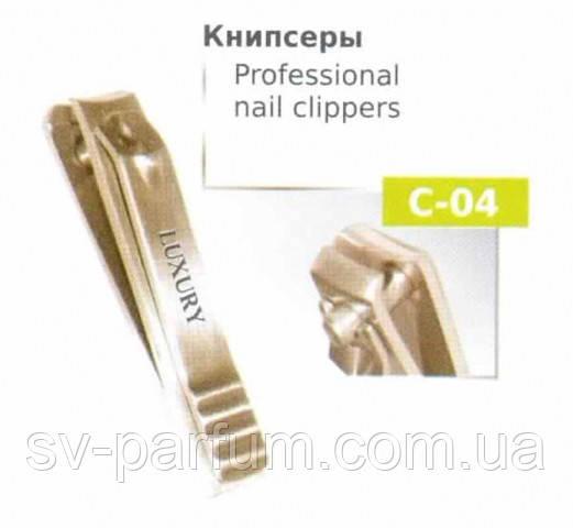 C-04 Книпсер LUXURY матовый 5.8см