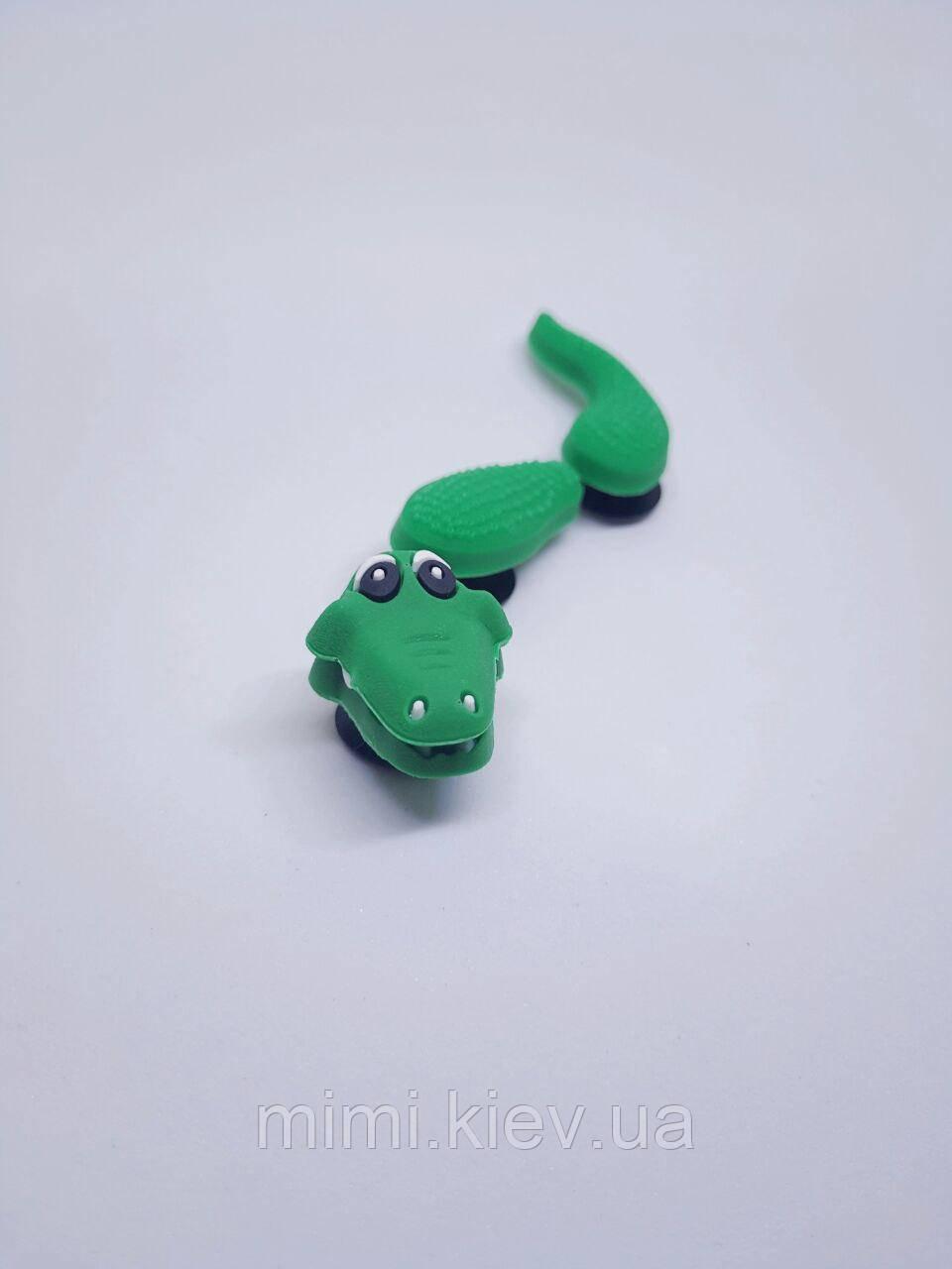 Джибитсы для Crocs Крокодил Гена