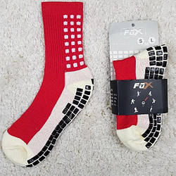Носки тренировочные красные