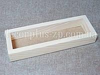 Деревянная маленькая коробочка
