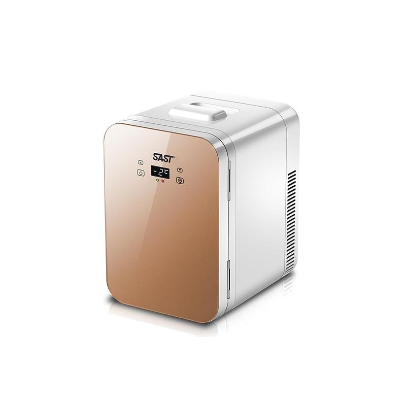 Портативний холодильник міні для будинку і авто SAST 12Л