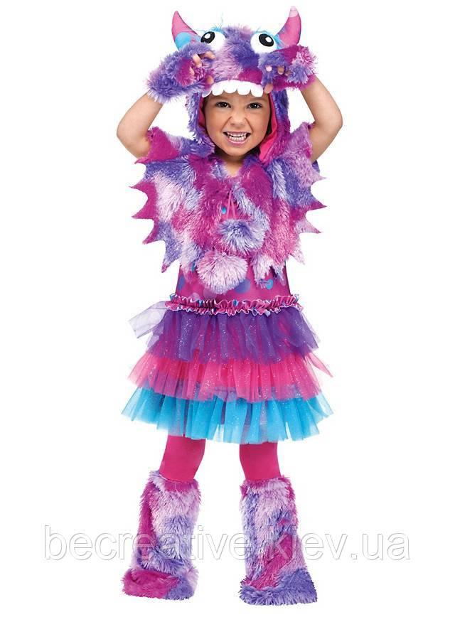 Детский карнавальный костюм монстра