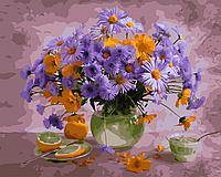 Картина по номерам на холсте Полевой натюрморт 40x50 см Art Craft (23060021)
