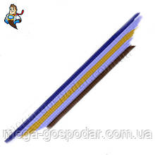 Лента ковровая жесткая 35мм - тесьма ременная полипропиленовая