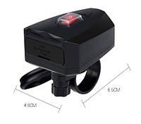 Гнездо USB двойное на руль мотоцикла 2.4 А